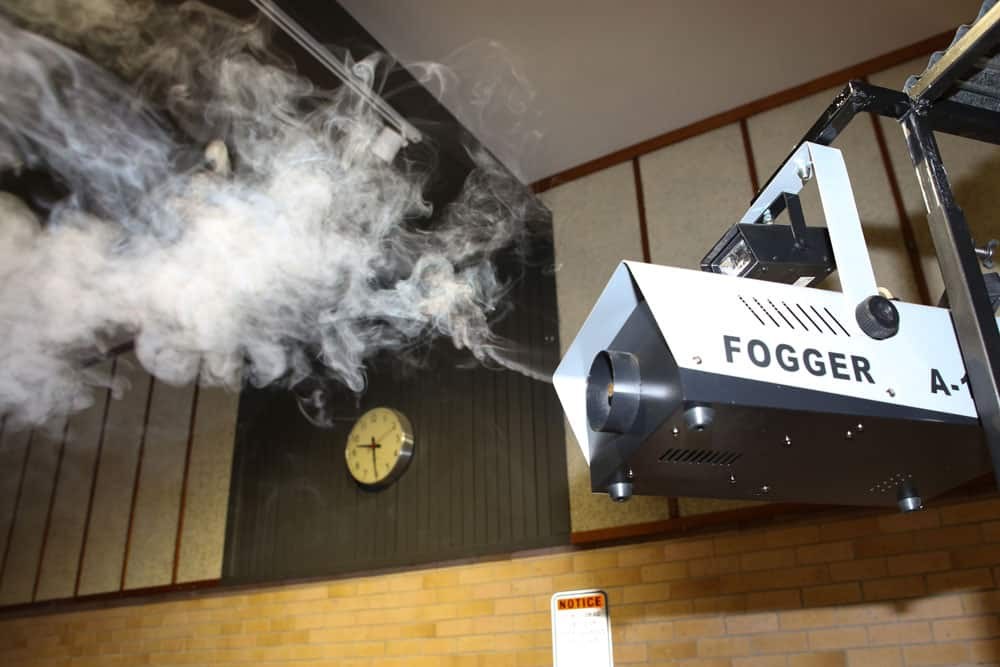 mobile bar fogger