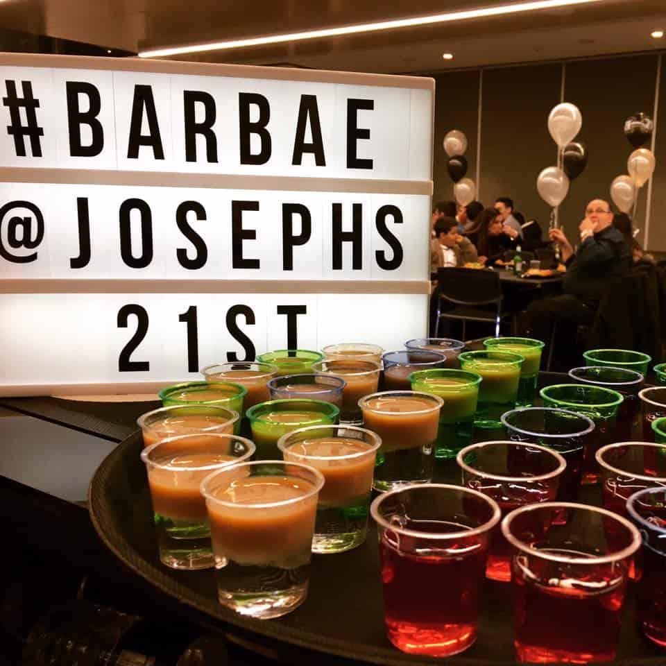 BarBae 21st