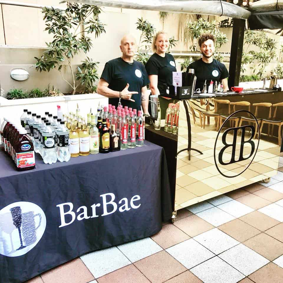 BarBae corporate