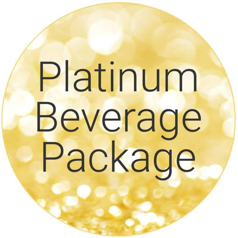 BarBae Platinum Beverage Package