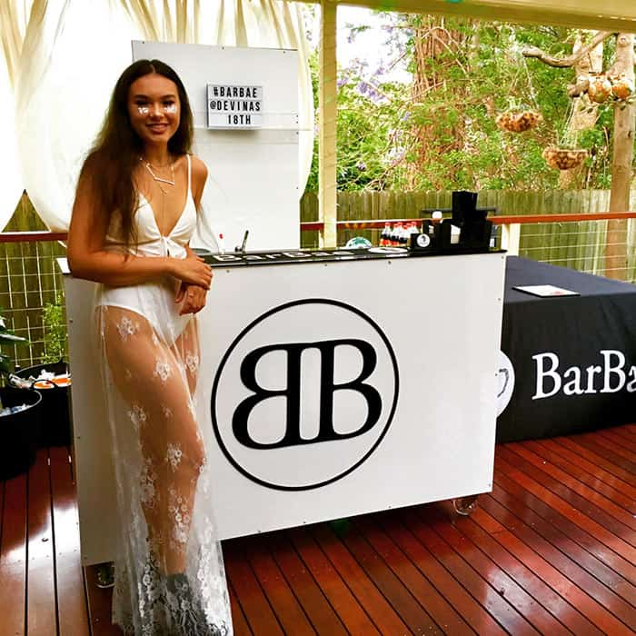 BarBae 18th party