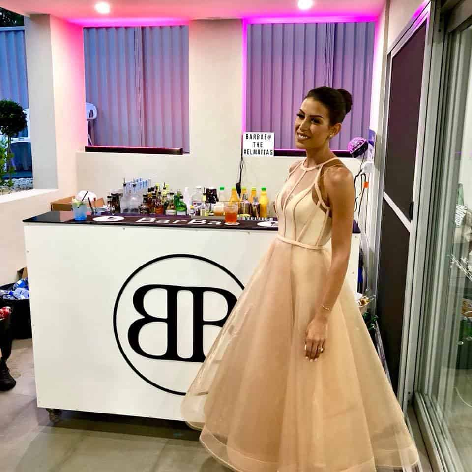 BarBae pre-wedding