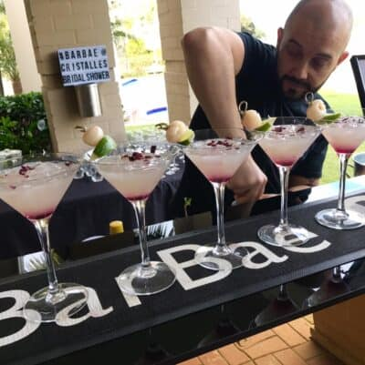 BarBae cocktails