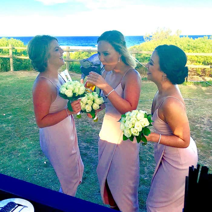 BarBae bridesmaids