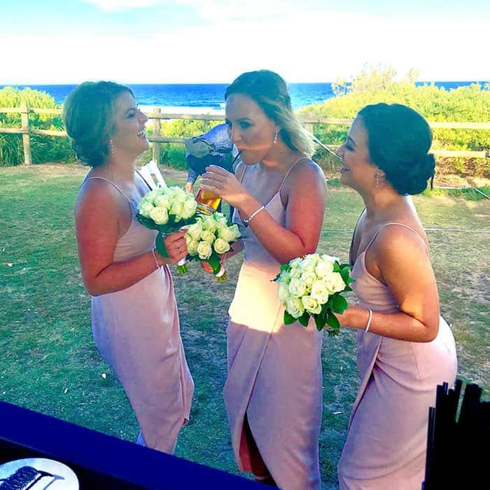 BarBae bridesmaids