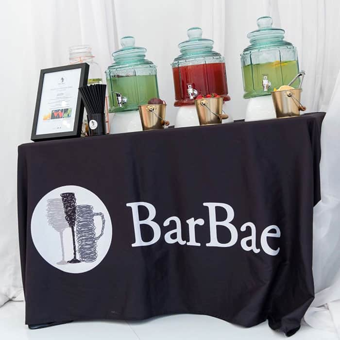 BarBae Drink Station