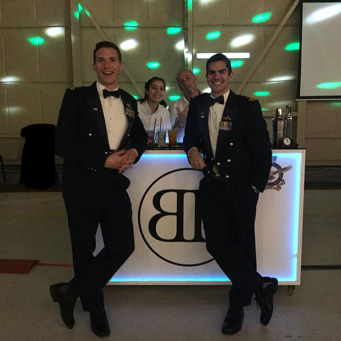 BarBae RAAF party